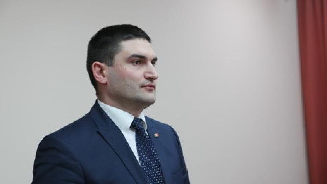 Fost ministru al Agriculturii, numit șef al ANSA după ce Gheorghe Gaberi și-a dat demisia