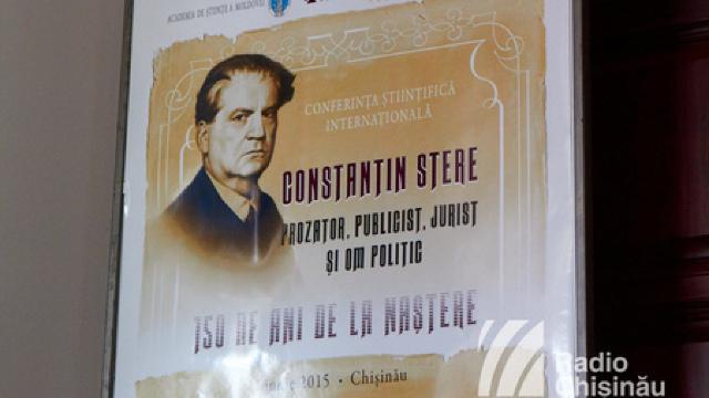 Omagiu lui Constantin Stere