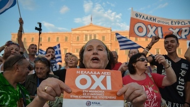 Poveste din Al Doilea Razboi Mondial: Ziua cand grecii chiar au trebuit sa spuna OXI (NU)!