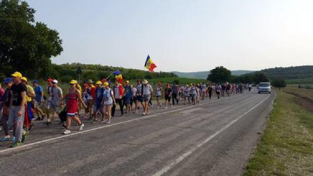 Sâmbătă, la Ungheni, va fi organizat Podul de Flori