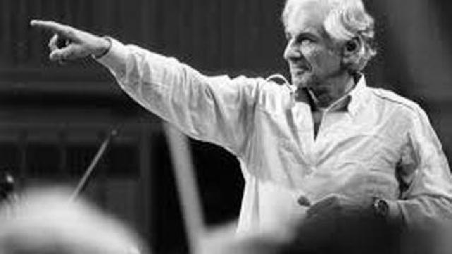 Marșuri cu Leonard Bernstein