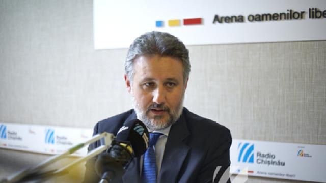 Interviu cu ambasadorul României la Chișinău, Marius Lazurca