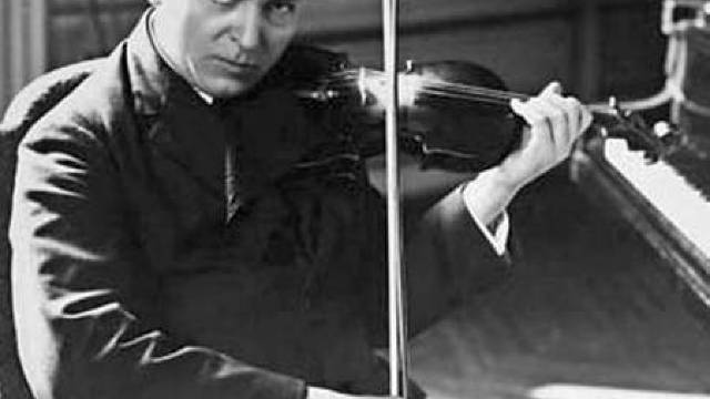 George Enescu - compozitor şi interpret: 134 de ani de la naştere