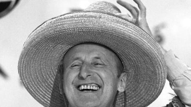 Bourvil (1917-1970) mare actor si cantaret francez