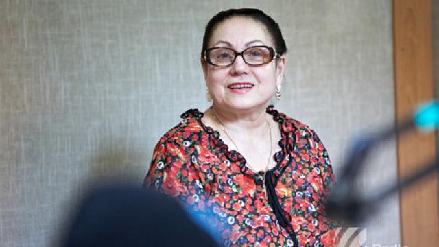 Larisa Arseni: Am început să-l redescopăr pe Eminescu