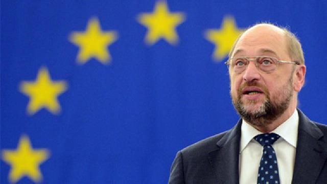 Martin Schulz vrea crearea Statelor Unite ale Europei până în 2025