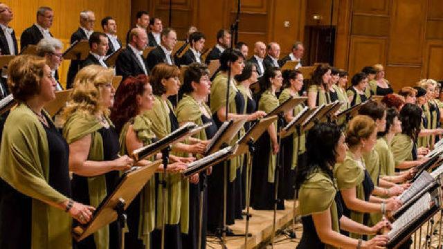 RRA: Concert aniversar susținut de Corul Academic Radio