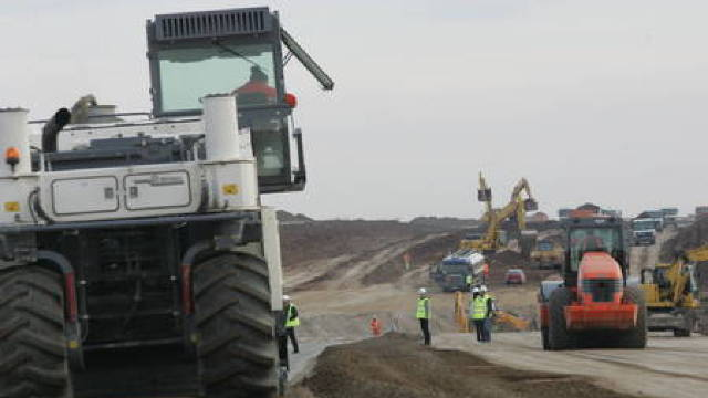 Autostrada Târgu Mureş-Iaşi-Ungheni, în bugetul României pentru 2016