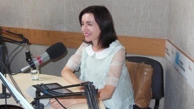 Maia Sandu: Clasa politică aflată la guvernare trebuie să plece