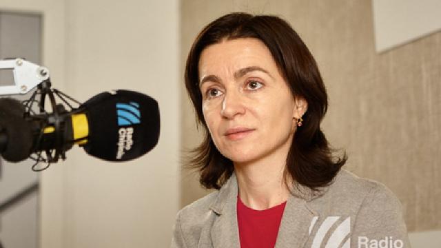 INTERVIU Maia Sandu: Cineva nu crede că aș putea combate corupția pentru că am prea puține kilograme