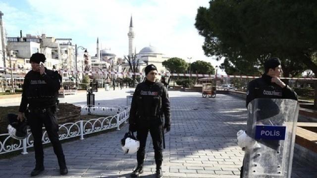 EXPLOZIE puternică în centrul Istanbulului. Cel puțin 10 morți
