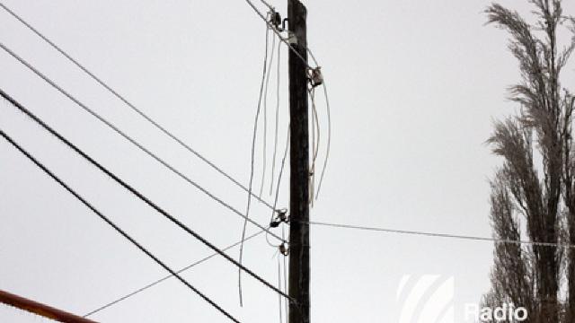26 de localități din Republica Moldova mai rămân în continuare fără energie electrică (VIDEO)