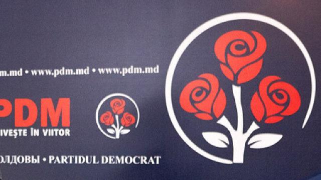 PDM insistă asupra candidaturii lui Plahotniuc