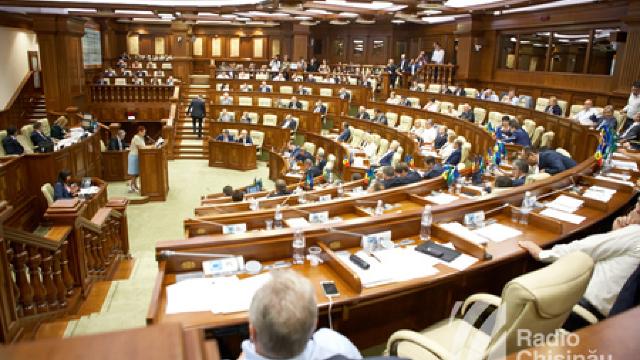 MAJORAREA mai multor taxe și accize a fost aprobată de Parlament în prima lectură