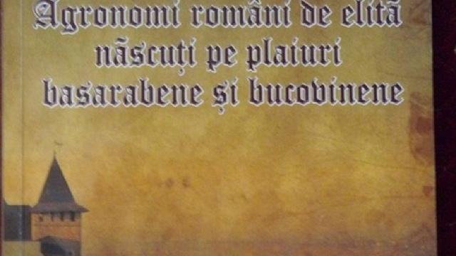 Gheorghe Bernaz: Agronomi români de elită născuți pe plaiuri basarabene și bucovinene