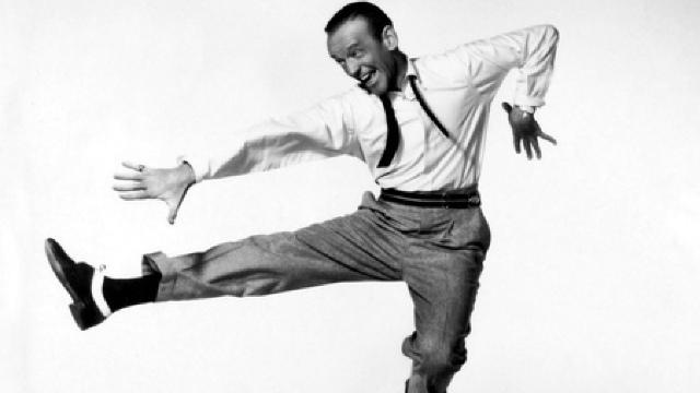 Fred Astaire (1899-1987), mare dansator, cantaret si actor american, partea I