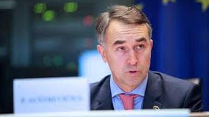 Petras Auštrevičius: UE va debloca asistența financiară pentru R. Moldova după alegerile din 2019 și după instalarea noii puteri