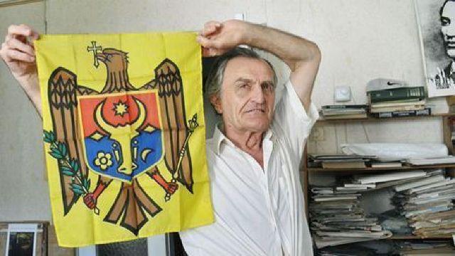 A murit autorul stemei naționale Gheorghe Vrabie