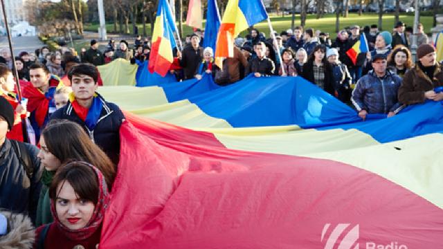 """""""Zilele Basarabiei"""" la Bucureşti - 99 de ani de la Unirea Basarabiei cu România"""