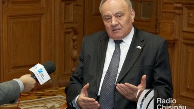 Nicolae Timofti, de 4 ani președinte al Republicii Moldova