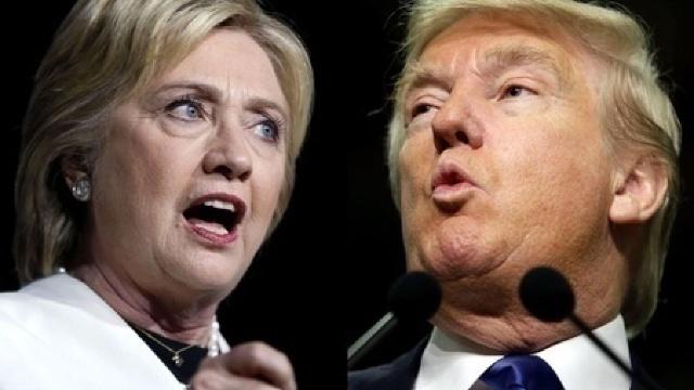Statele Unite: Donald Trump și Hillary Clinton au obținut victorii
