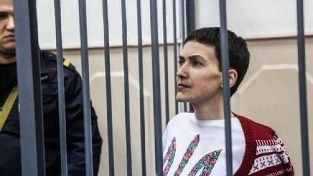 Acuzată de tentativă a unui atentat în Rada ucraineană, Nadia Savcenko rămâne în arest până în septembrie