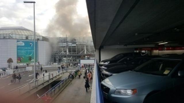 Aeroportul din Bruxelles îşi reia activitatea
