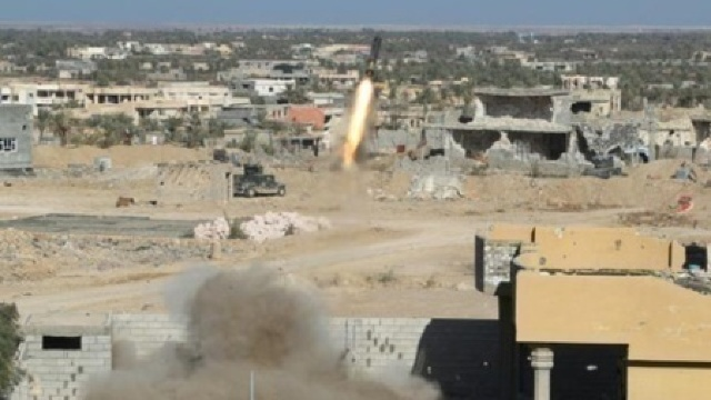 Statul Islamic a recucerit de la rebeli orașul Al-Rai