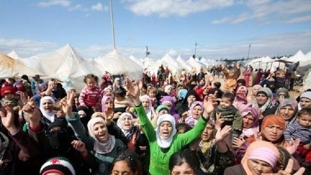 UE a oferit încă 3 miliarde de euro Turciei pentru a o ajuta să primească refugiați sirieni