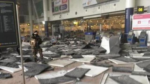 Franţa şi Belgia au sporit securitatea în transportul de pasageri