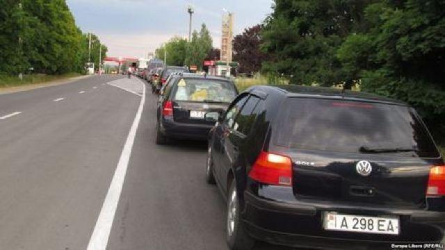 Mașinile din Transnistria vor fi înmatriculate oficial în Republica Moldova