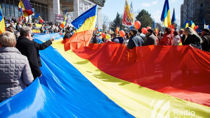 Pact pentru Chișinău   Unioniștii au prezentat revendicările față de candidații la funcția de primar al Capitalei
