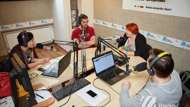 Regizorii Andrei Dăscălescu și Oana Giurgiu, invitații Familiei Diminescu