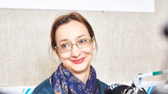 Leontina Vatamanu, despre ediția din acest an a CRONOGRAF