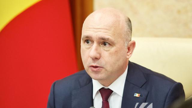 Premierul Pavel Filip va efectua o vizită oficială în Belarus, în perioada 6 - 7 iunie