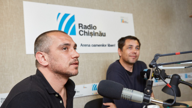 Brega Brothers au ajuns la Radio Chișinău