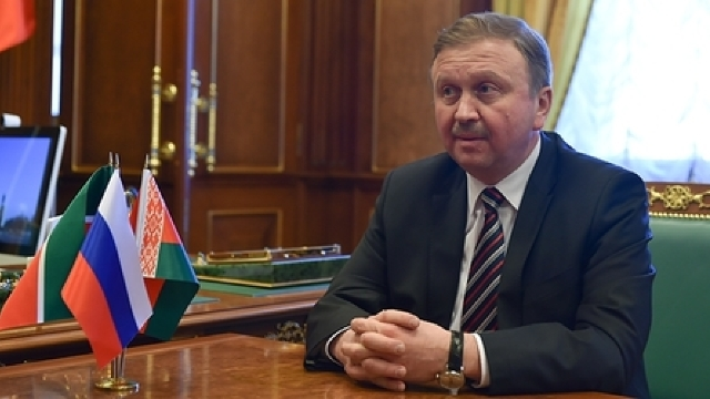 Premierul belarus, Andrei Kobeacov, vine în Republica Moldova