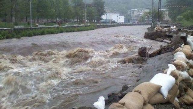 România: COD ROȘU de inundații în 6 județe