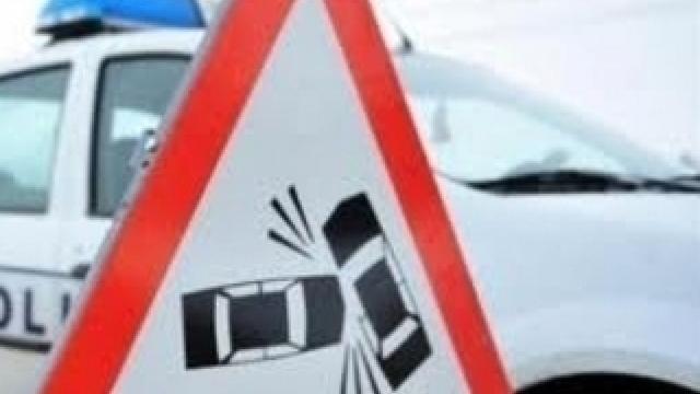 Doi diplomați români, implicați într-un accident în raionul Hâncești, din cauza zăpezii