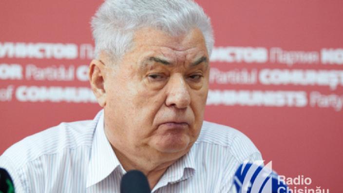 Vladimir Voronin contrazice declarațiile lui Andrian Candu: Cât am fost președinte, în niciun raport SIS nu erau indicați cetățeni turci