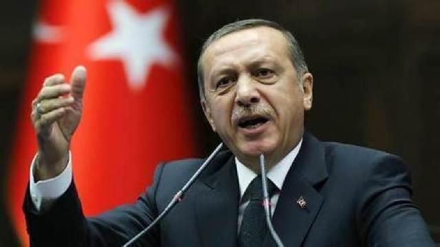 Erdogan spune că Turcia a descoperit în Marea Neagră cele mai mari depozite de gaze naturale din istoria sa