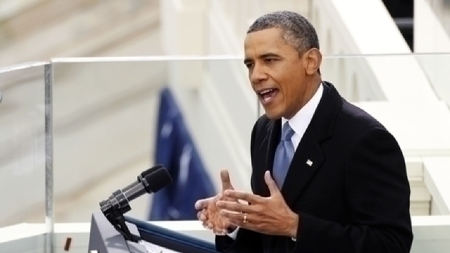 Barack Obama a susținut învestitura democratei Hillary Clinton
