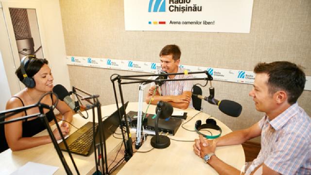 Ștefan și Dragoș Rusu au făcut turul Europei pe bicicletă
