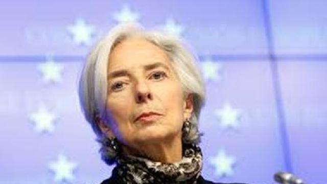 Christine Lagarde a atras atenția asupra amenințărilor cu războaie comerciale ale Adminsitrației Trump