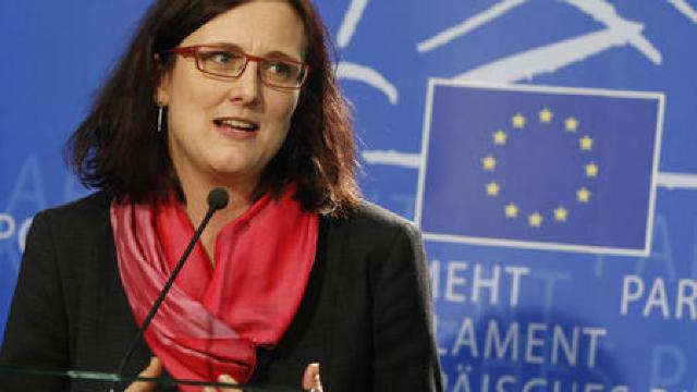 UE pregăteşte o listă de produse americane care ar putea fi suprataxate