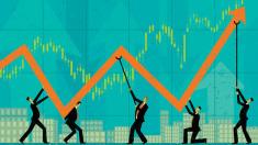 Expert, despre ce menține sistemul bancar pe linia de plutire și ce duce la revenirea lentă a economiei