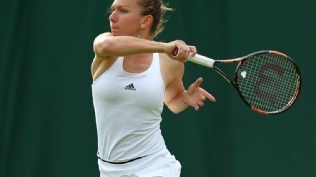 Simona Halep s-a calificat în sferturi la Roma (WTA)