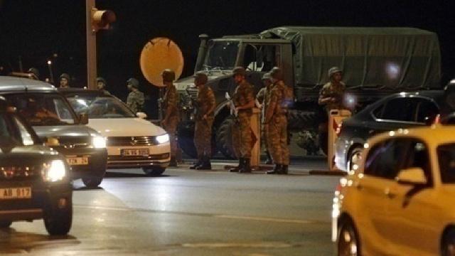 Doi soldați turci au fost uciși într-o explozie în sud-estul Turciei