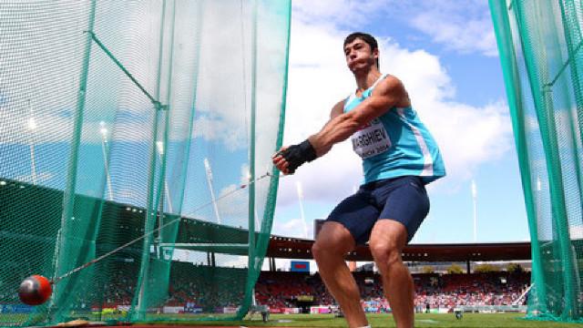 Serghei Marghiev s-a calificat în finala Mondialului din Londra