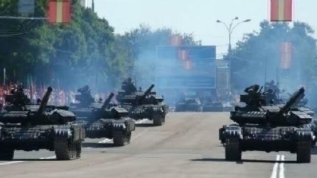 Noi exerciții militare în Transnistria
